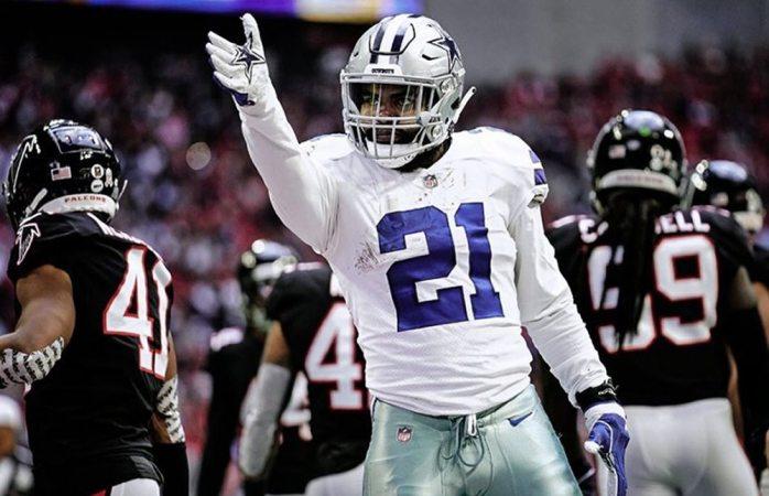 Agónica victoria de Cowboys ante Falcons
