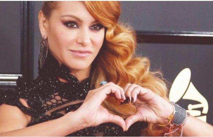 Te amamos Trump: Paulina Rubio