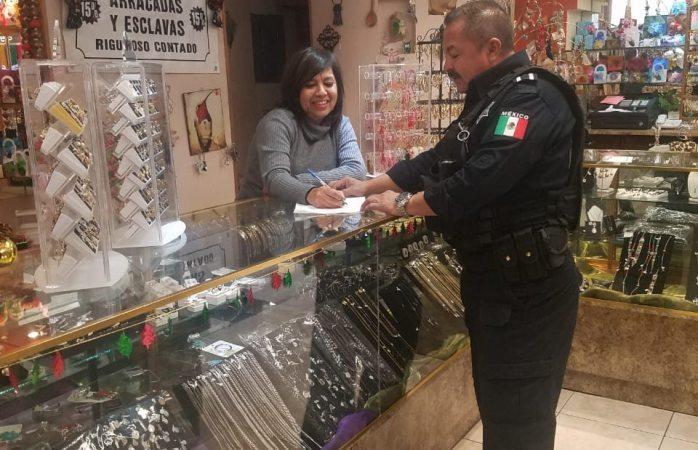 Saldo blanco en robos por buen fin en Juárez