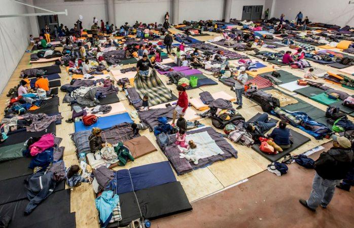 Jalisco cierra sus puertas a la Caravana Migrante