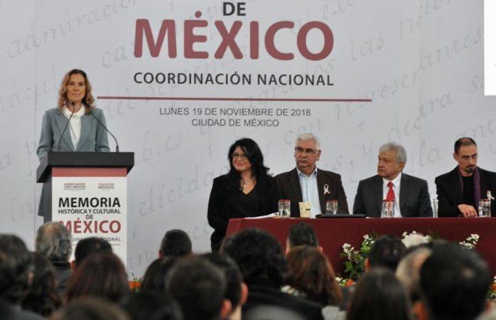 Beatriz Müeller será la titular de coordinación nacional de memoria histórica y cultural