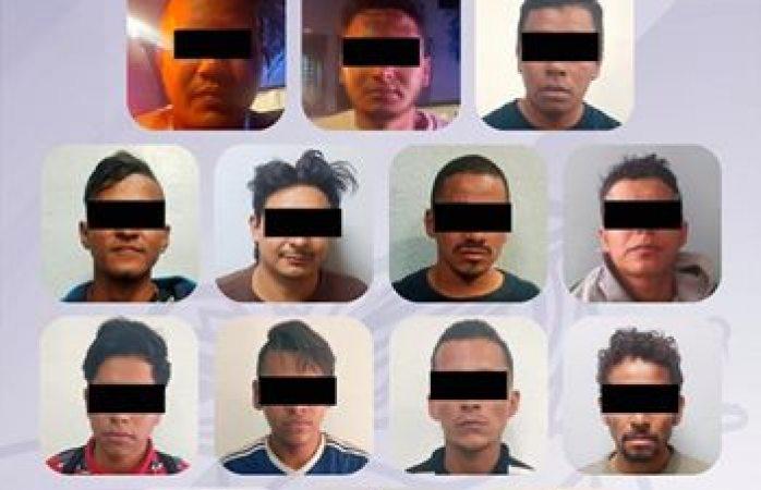 Tijuana detiene a 34 migrantes; serán deportados