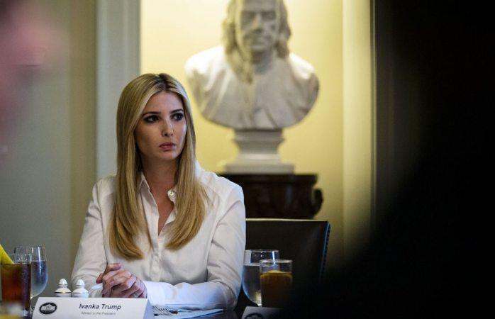 Ivanka Trump utilizó su mail personal para asuntos oficiales