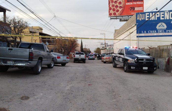 Ejecutan a un hombre en un taller en Juárez