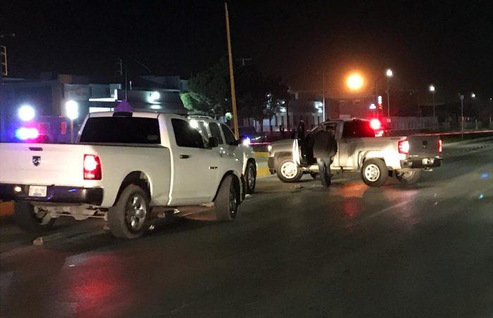 Tercer ataque: disparan vs fiscalía en Juárez y hieren a policía