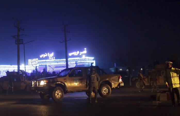 Deja ataque suicida 40 muertos y 60 heridos en Afganistán