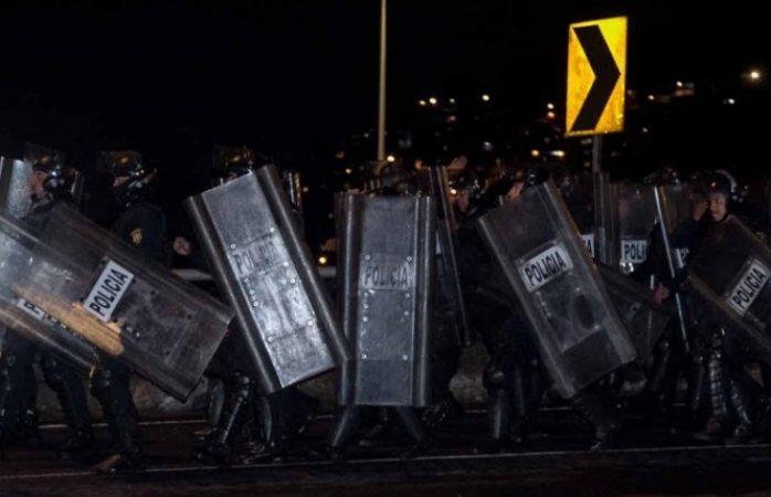 Participaron mandos policíacos en agresión en San Juanico