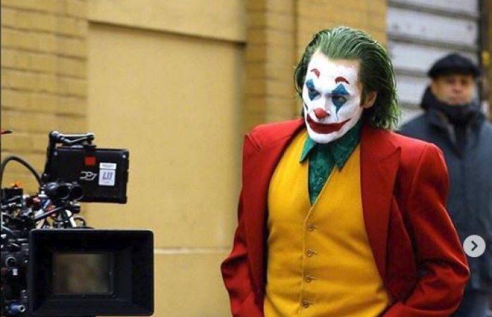Filtran escena inédita de Joaquin Phoenix como Joker