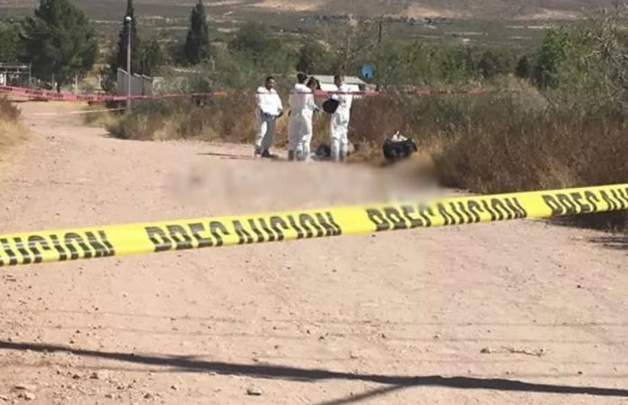Matan a navajazos a joven en Bocoyna