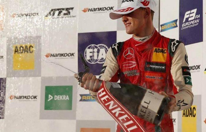 Correrá en México hijo de Michael Schumacher