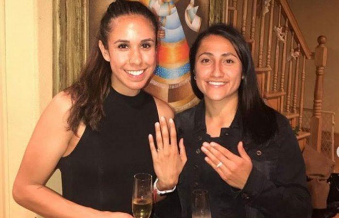 Jugadoras mexicanas anuncian su compromiso