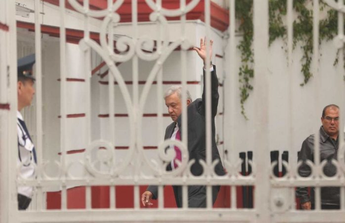 López Obrador visita Palenque junto a Silvio Rodríguez