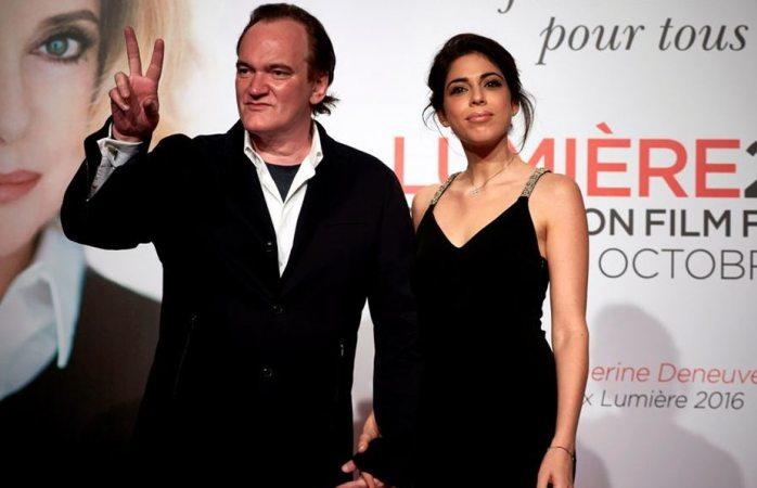 Quentin Tarantino se casa