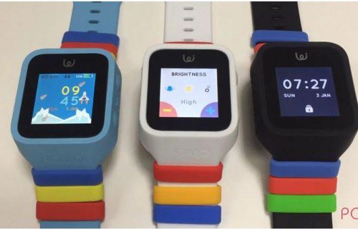 Llega a México smartwatch para niños