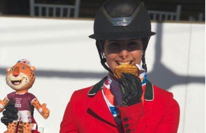 Gana mexicana oro en juegos olímpicos de la juventud