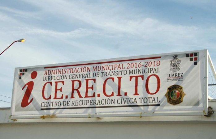 Piden a infractores cumplan voluntariamente con arresto pendiente en el Cerecito