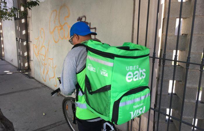 Llega hoy uber eats a Juárez