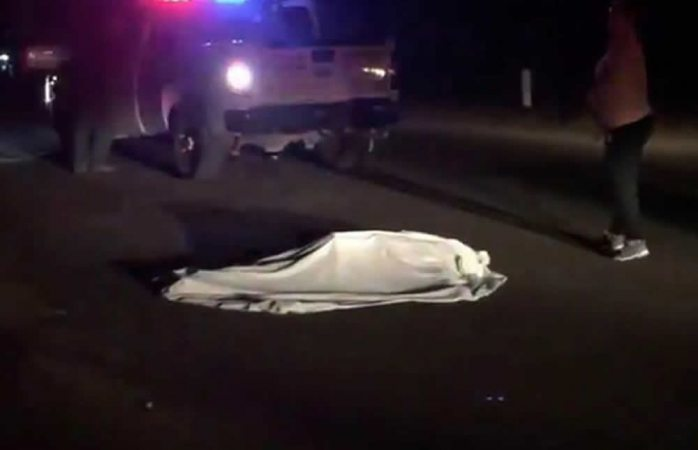 Lo mata auto fantasma en Cuauhtémoc