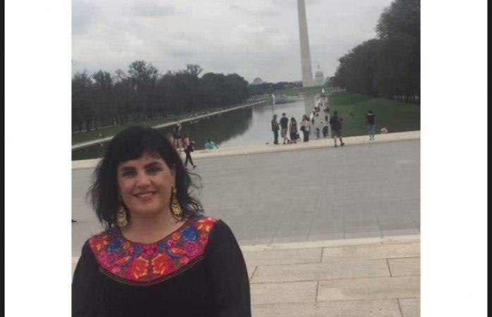 Reconocen en Washington a abogada juarense por su trabajo a favor de La Paz