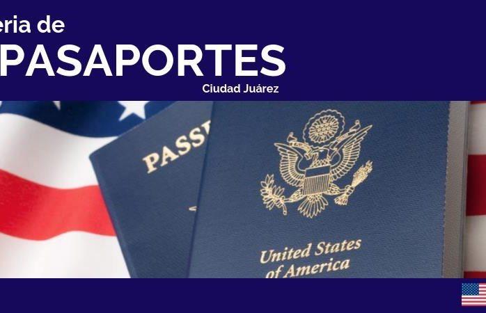 Invitan a feria del pasaporte americano