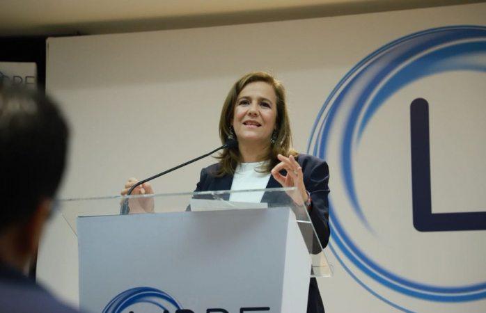 La libra Margarita Zavala de pagar multa del ine por 369 mil 631 pesos