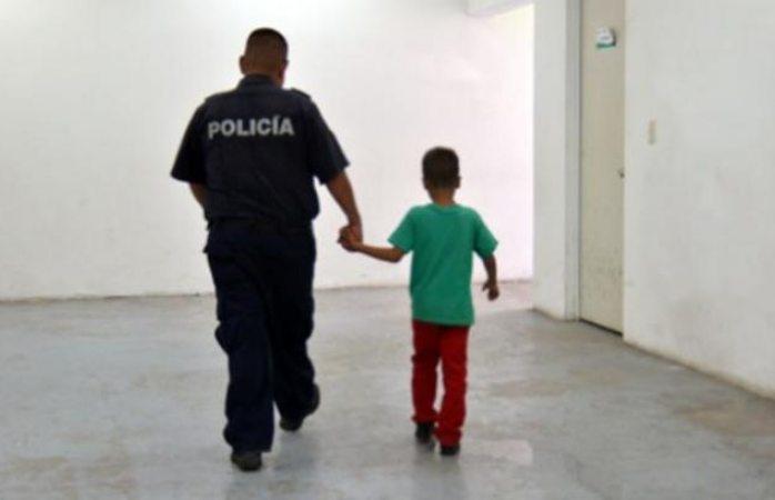 Localizan a tres menores extraviados en Cuauhtémoc