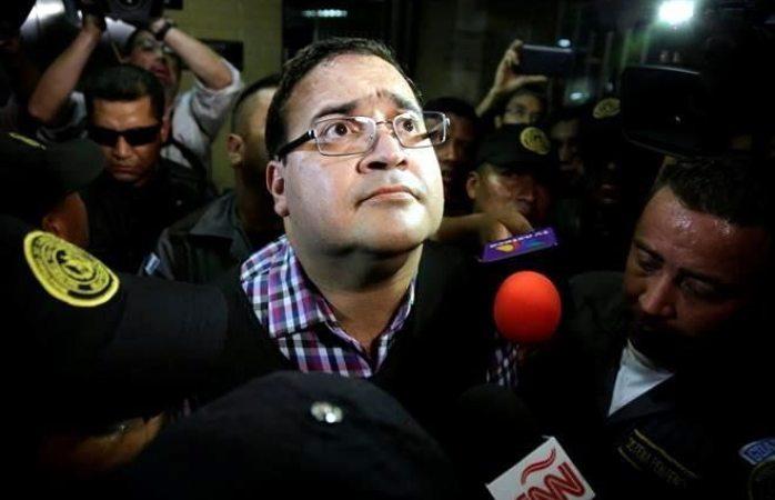 Revocan amparo a Javier Duarte
