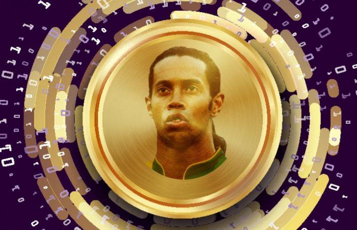 Ronaldinho lanza su criptomoneda