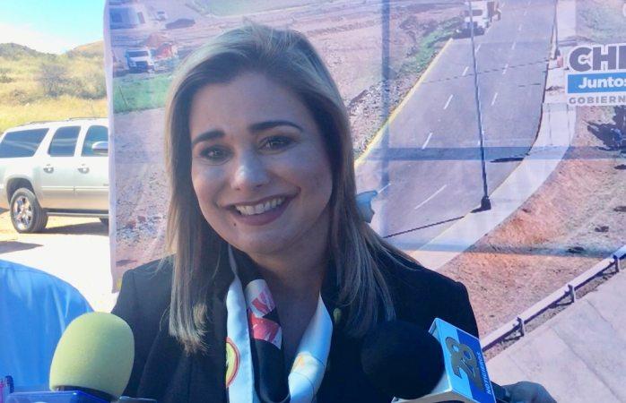 Yo trabajo 20 horas al día: Maru Campos