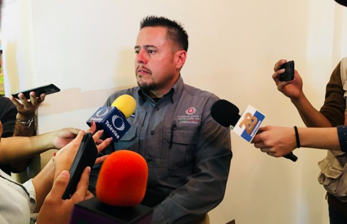 Delito grave vender apoyos federales en tianguis: Héctor Tarango