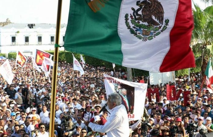 Encabezará López Obrador mitin en Tabasco