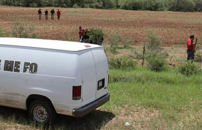 Encuentran a hombre muerto a balazos en Cuauhtémoc
