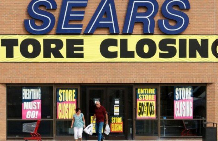 Es oficial: Sears se declara en quiebra en EU y esto sucederá