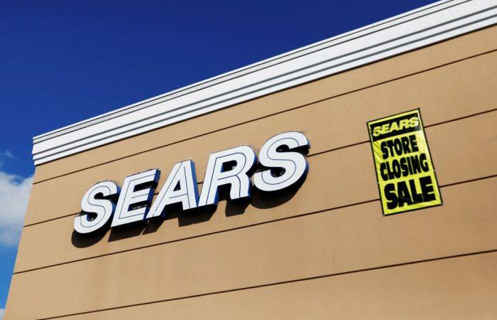 Se declara Sears EU en bancarrota