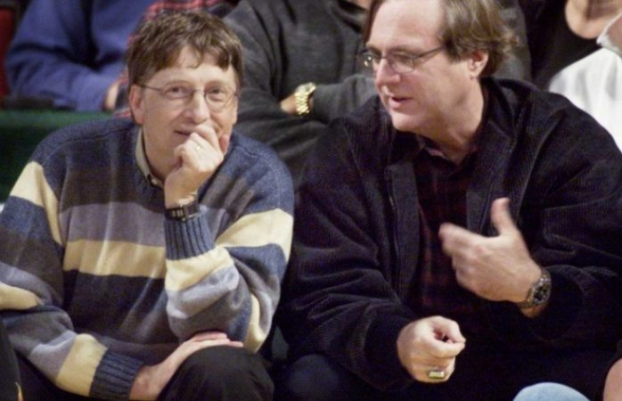 Muere a los 65 años Paul Allen, uno de los fundadores de microsoft