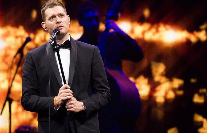 Abandona la música Michael Bublé
