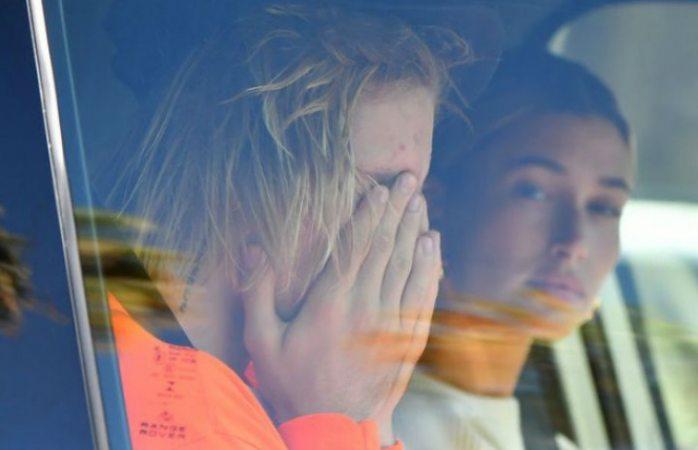 Justin Bieber se culpa por la crisis emocional de Selena Gomez