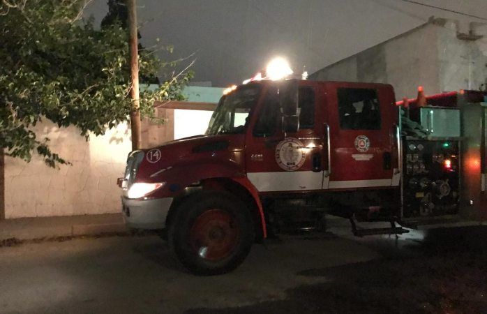Se incendia vivienda en la posada pompa
