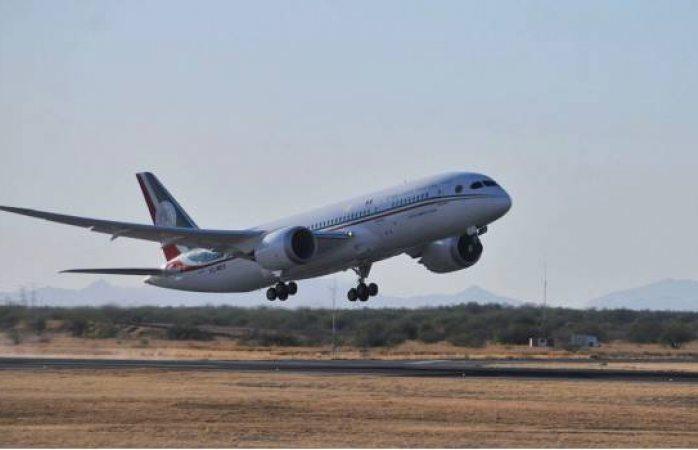 Licitará Amlo el avión presidencial desde el 1 de diciembre