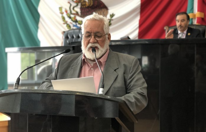 Propone Morena que portación de arma sea prisión preventiva de oficio