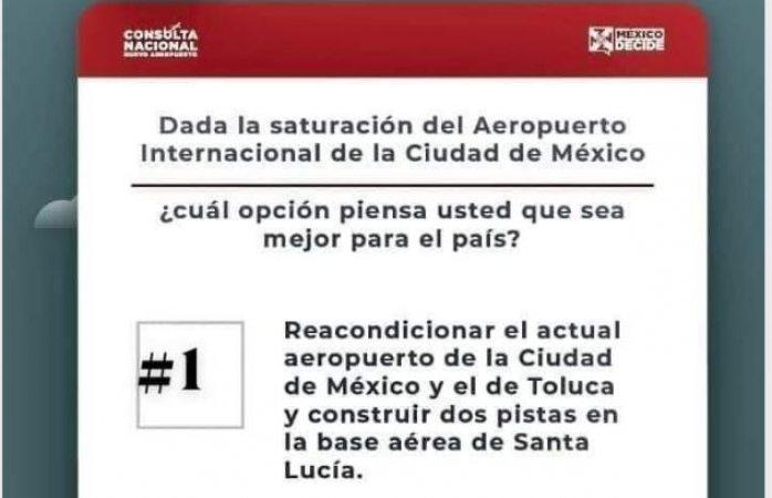 Realizarán consulta pública en Juárez para creación del nuevo aeropuerto de Cdmx