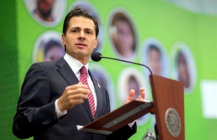 Se ampara Peña Nieto vs indagatorias de Corral