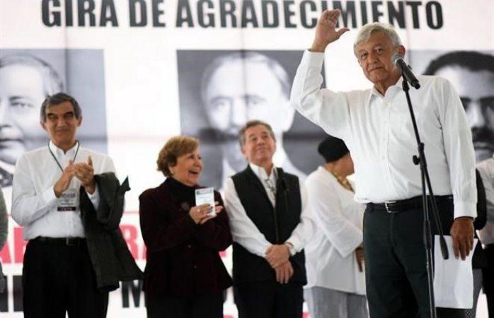 AMLO dividirá México en 265 regiones según su nivel de delincuencia