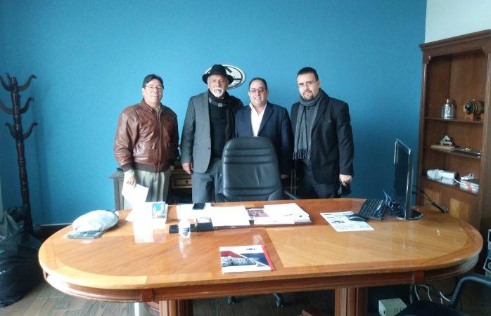 Visitan canaco para dialogar sobre denuncias vs rector de uach