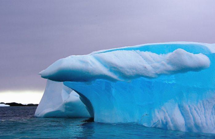 Así se oye el cantar del hielo en la Antártida