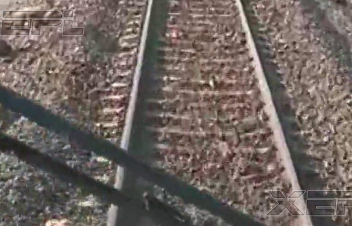Mata tren a joven en Urique