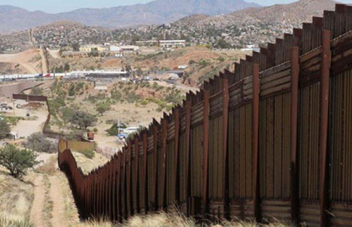 Presentan ecologistas nueva demanda contra muro