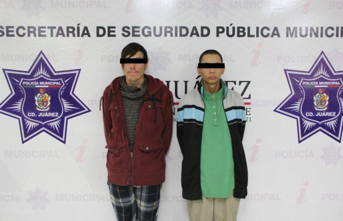 Detienen a 6 narcomenudistas