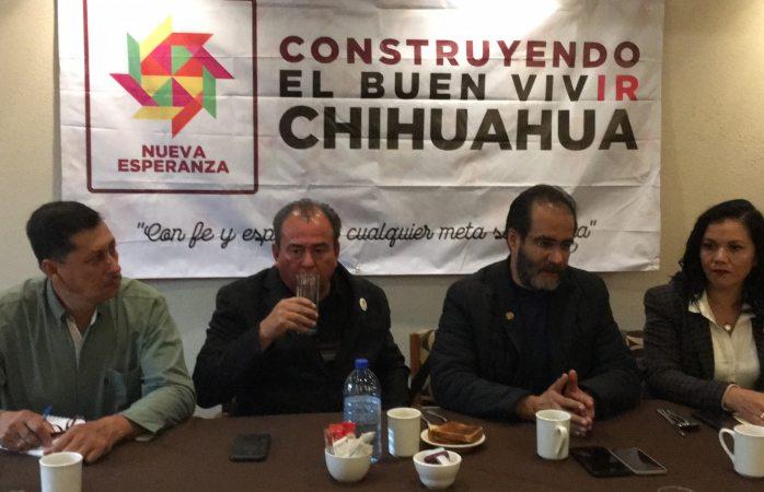 Promociona René Bejarano su asociación civil