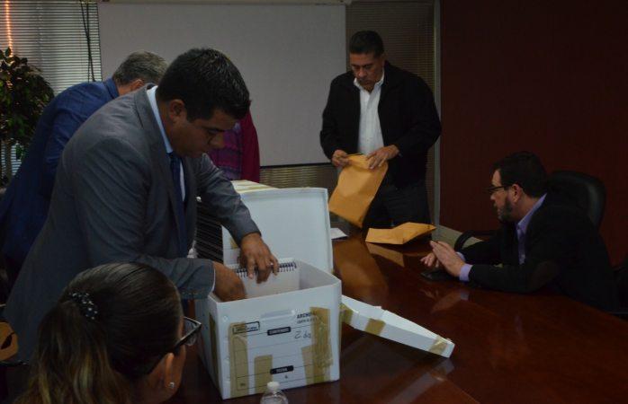 Recibe Colunga informes técnicos de la Auditoría Superior